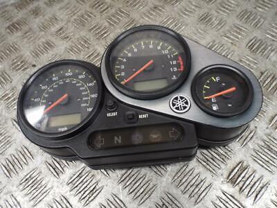 <em>YAMAHA</em> FZS1000 FZS 1000 FAZER 2001 2005 CLOCKS DIALS SPEEDO TACHO RPM