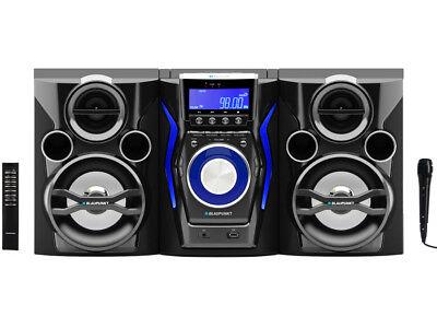 Stereoanlage CD MP3 USB Bluetooth Hi-Fi Design Kompaktanlage Musikanlage Radio