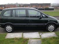 zafira 7-seater needs new clutch