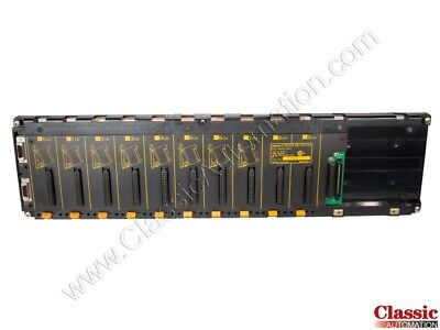 Omron C200h-bc101-v2 Backplane 10-slot Refurbished