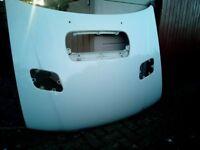 Subaru Impreza STI bonnet - 1997 white - £50