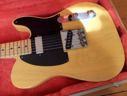2007 Fender American Vintage Hot Rod 52 Telecaster