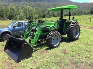 Deutz Tractor for SALE Byron Bay Byron Area Preview