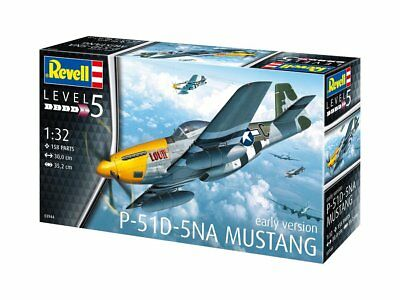 REVELL 03944 - 1/32 WWII P-51D-5NA MUSTANG - EARLY VERSION - NEU
