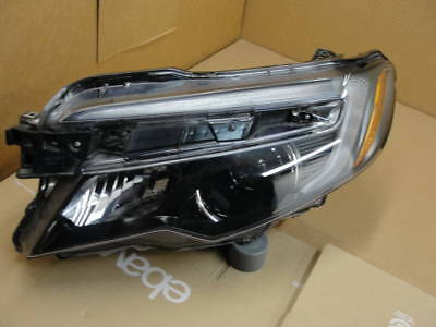 762985.Honda Pilot Ridgeline 2016-2018 LH Headlight Headlamp OEM 33150-TG7-A12