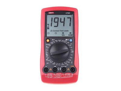 Multimeter Elektronische Digital Messgerät Voltmeter AC DC Strommessgerät UNI-T