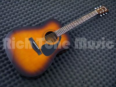 Yamaha F310 Acoustic Guitar - Tobacco Brown Sunburst