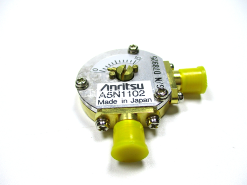 Anritsu Phase Shifter A5N1102 DC-18GHz 720 RF microwave variable phase shifter