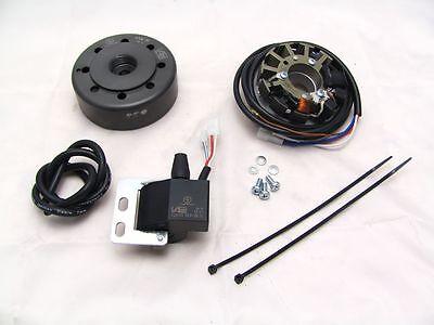 Simson SR1, SR2 (E), KR50 Powerdynamo/VAPE 6V/18W Lichtmaschine + Zündung
