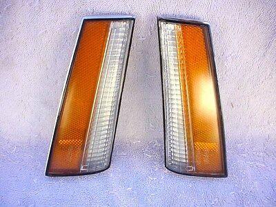LIQUIDATION - Front Side Marker Lights Chevrolet Malibu El Camino Caballero ()