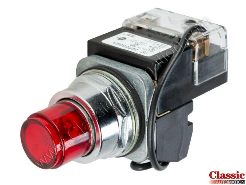 Siemens   52PE6G2A   Illuminated Push Button Transformer (new)