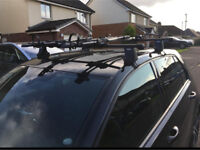 Thule roof bars 754 / 769