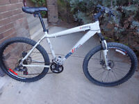 NORCO KATMANDU mountain bike, front and back DISC brakes