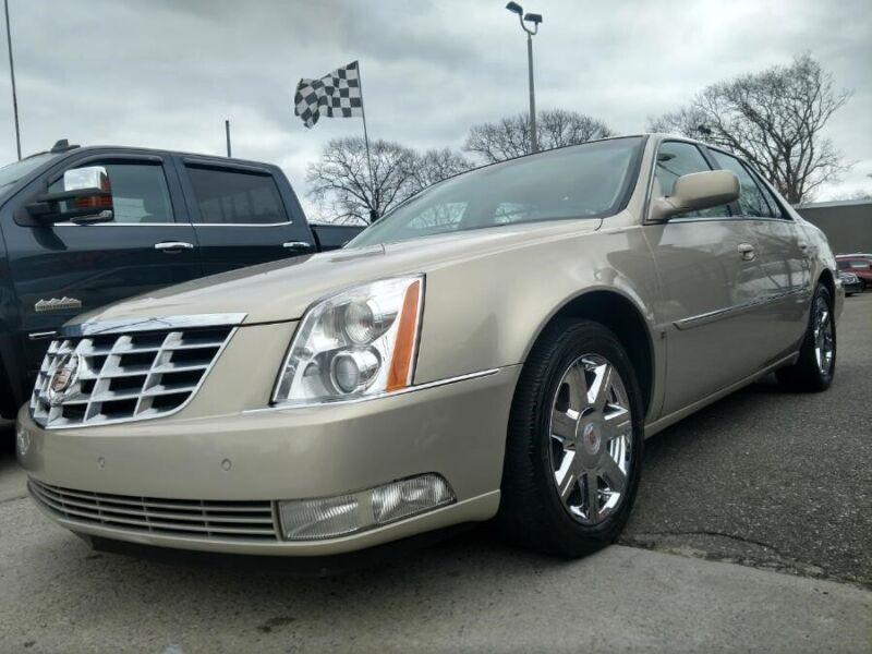 Image 3 Voiture Américaine d'occasion Cadillac DTS 2007