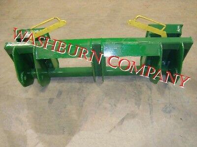 Ejd 48-58 Center Tilt Cylinder Adapter To Standard Skid Steer