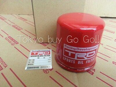 Toyota Corolla AE86 4AGE Levin Trueno Zenki Kouki  TRD Sports Oil Filter