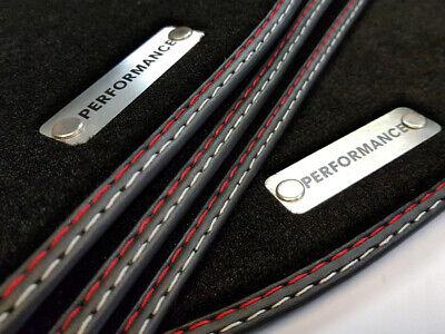 - Premium Qualität Passgenau 05-11 Velour Fußmatten Satz für Toyota Yaris II