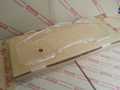 Toyota MR2 SW20 RHD Speedometer Glass NEW Genuine OEM Parts 1990-1999