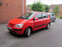 2003 (53) Hyundai Getz 5 Door Manual - Superb Condition FSH One Owner From New Only 39371 Miles