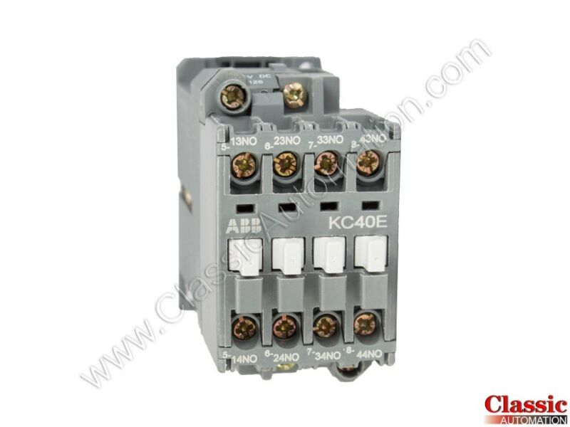 ABB | FPH1413001R2407 | KC40E-27 Auxiliary Contactor  (new)