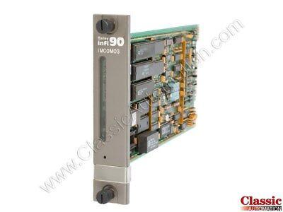Abb Bailey Imcom03 Enhanced Controller Module Refurbished
