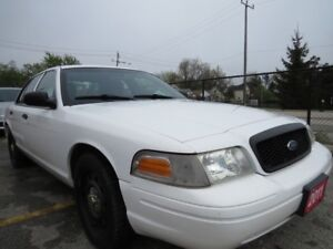 2011 FORD CROWN VICTORIA P71 POLICE INTERCEPTOR