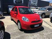 2012 Nissan Micra ST-L Hatchback Man 5sp 1.5 *Finance 65PW** Dandenong Greater Dandenong Preview
