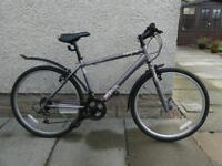 Apollo Cosmo Urban Mountain Bike. 17 inch Aluminium Alloy Frame.