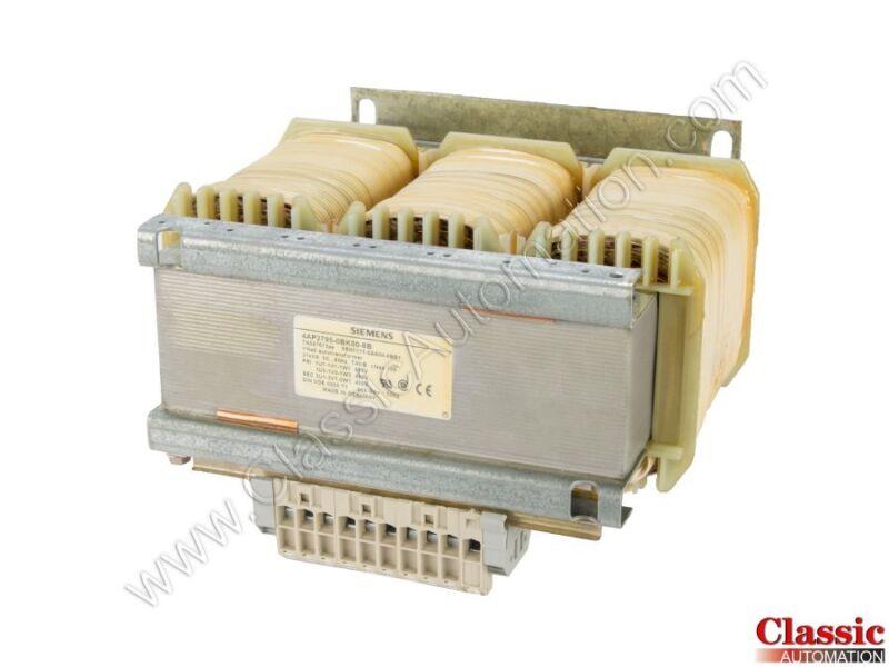 Siemens | 6SN1111-0AA00-0BB1 | Transformer (Refurbished)