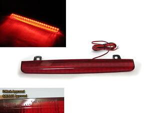 US- For HONDA Accord 1998-2002 Third Brake Light 3 Rear Tail LED Red