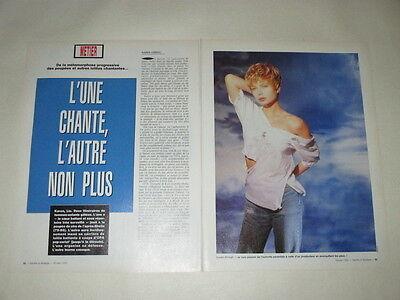 Vanessa Paradis Karen Cheryl Lio Maria Ribeiro Furtado clippings France French