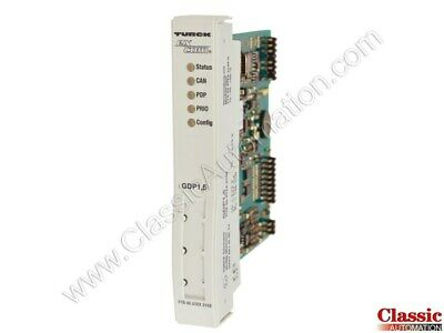 Turck Gdp1.5 Profibus-dp Gateway Module Refurbished