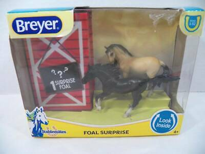 ~Breyer~ Stablemates 2020 Mystery Foal Surprise Horse 5481 1:32