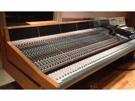 Looking to record a band in the next 3 weeks on Neve VR Legend Console
