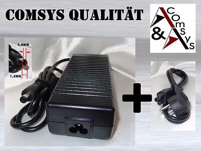 Netzteil f. HP Docking 18.5V 6.5A PA-1900-18H2 nw8440 nx7300 nx9420 nx6325 7.4mm