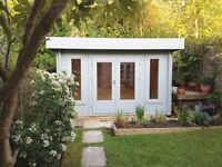 WANTED Garden studio/cabin something like this in the picture