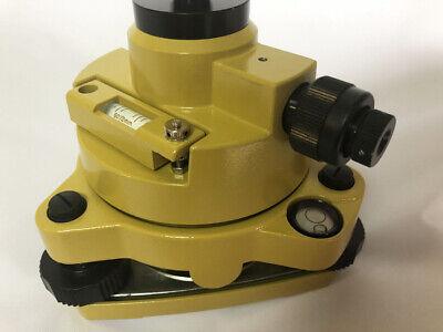 Gps Rotating Tribrachadapter Woptical Plummet 58x11 Mount For Gps Or Prism