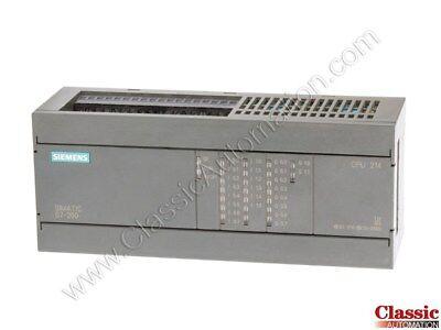 Siemens 6es7214-1bc01-0xb0 Simatic S7-200 Cpu 214 Refurbished