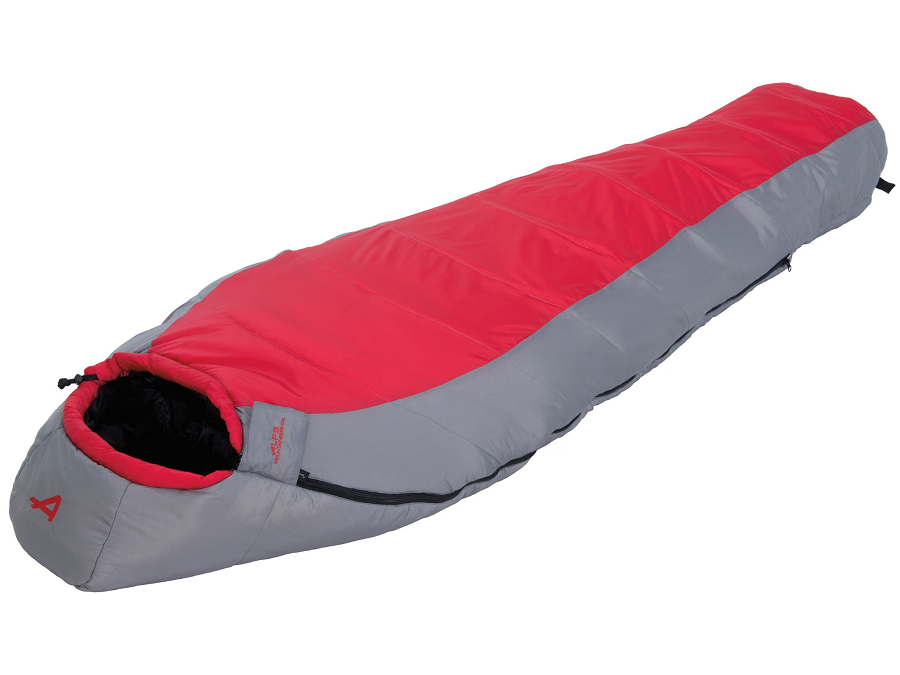Alps Mountaineering Red Creek +15? Regular Scarlet/Grey SKU: