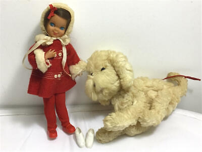 Vintage Barbie Tutti Me and My Dog Set (bag 300)
