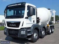 ### TRUCK LORRY DRIVER WANTED ###