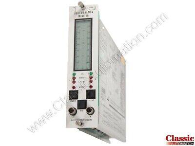 Bently Nevada 330016-13-01-01-00-00-00 Dual Vibration Monitor Refurbished