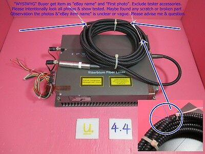 Ipg Pyl-10m Ytterbium Fiber Laser Module As Photos Sn2823 Dm.