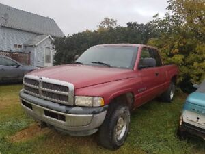 1998 dodge 1500 with 360 magnum