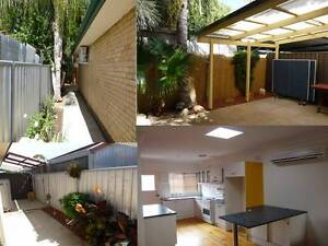 Nice Unit with Private Backyard Allenby Gardens Charles Sturt Area Preview