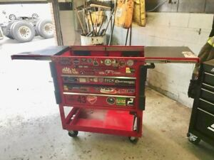 MAC tools cart