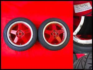 Mazdaspeed MS-01R 15x7 +35 4x100 single wheel JDM Rays Volk Mazda Kalorama Yarra Ranges Preview