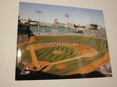 Boston Red Sox Fenway Park Opening Day Inaugural Game 2008 8x10