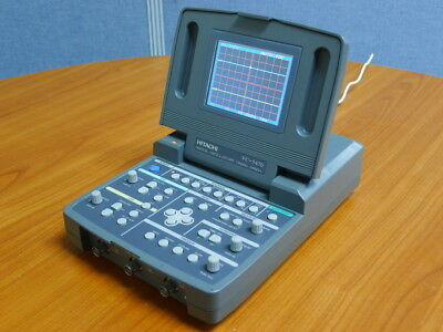 Hitachi VC-5470 150MHz 2CH. Portable Color Oscilloscope