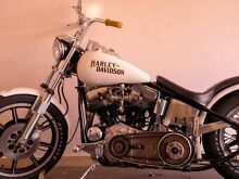 1950 Panhead Bayview Darwin City Preview